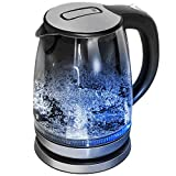 Redmond 2200W 1.7L 360° Stainless Steel Electric Kettle (Black)