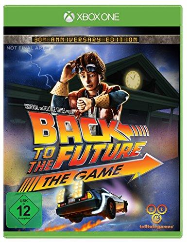 Back to the Future - The Game: 30-Jährige Jubiläumsausgabe (Zurück in die...