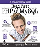 If you're ready to create web pages more complex than those you can build with HTML and CSS Head First PHP and MySQL is the ultimate learning guide to building dynamic, database-driven websites using PHP and MySQL. Packed with real-world examples, th...