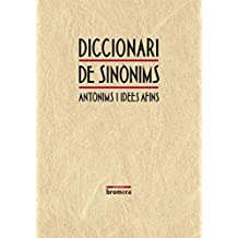 Diccionari de sinònims (MATERIALS)
