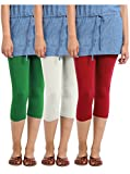 Slassy Womens Cotton Trousers -Multi-Col...
