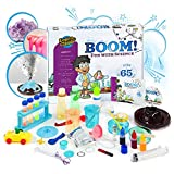 Learn & Climb Science Set for kids - Over 60 Experiments Kit, How-to