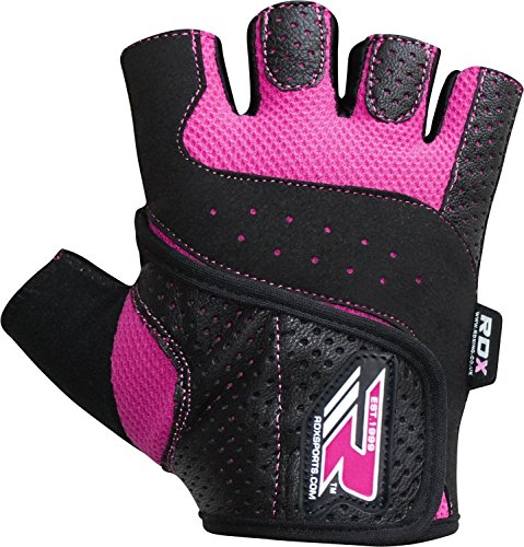 Authentische RDX Leder Ladies Pro Handschuhe