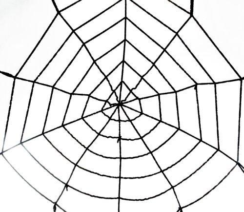 ennetz 150cm - Perfekte Deko für jede Halloween-Party! ()