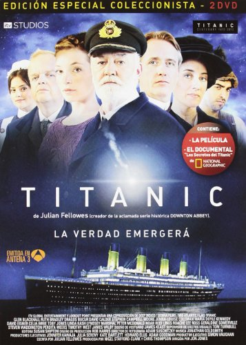 Titanic (E.Esp+Docum.) Dir.Jon Jones [DVD]