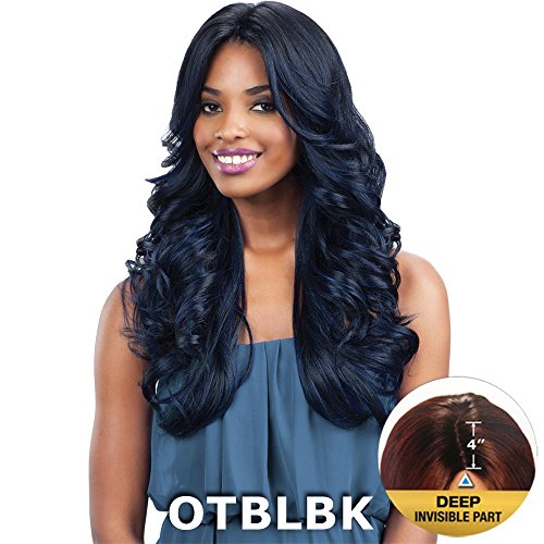 FreeTress Equal 4 Deep Invisible Part Lace Front Wig - MACKENZIE (SOP43027) by Freetress