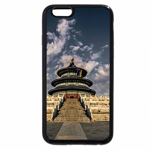 iPhone 6S / iPhone 6 Case (Black) Temple of Heaven, China