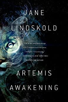 Artemis Awakening par [Lindskold, Jane]