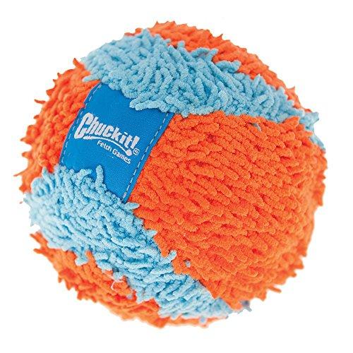 Preisvergleich Produktbild ChuckIt Indoor Ball für Innenbereich Spielball 1 Stück Durchmesser 11 cm