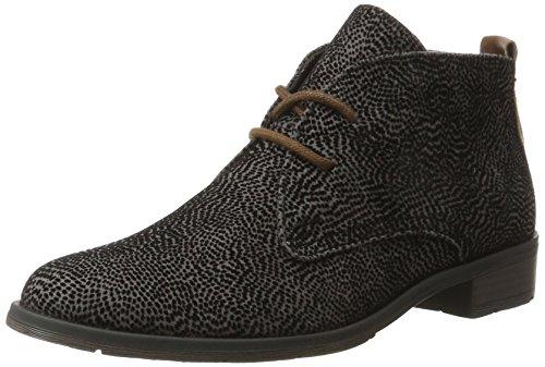 MARCO TOZZI Damen 25101 Desert Boots, Grau (Dk.Grey STR.C.), 40 EU