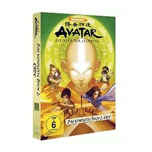 Avatar - Herr der Elemente, Buch 2: Erde (komplett)