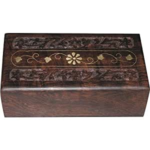 Handcrafted Boxes or Armoires Wooden Craft Gifts for Women