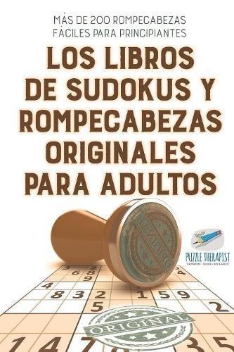 Los libros de sudokus y rompecabezas originales para adultos | Más de...