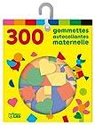 Les gommettes autocollantes - 300 gommettes autocollantes maternelle - De à 5 ans