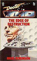 Doctor Who-The Edge of Destruction