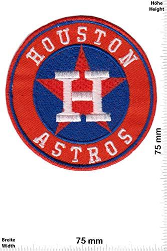 os - Baseball - Western Division - Sport USA - Sport USA - Houston - Aufnäher - zum aufbügeln - Iron On ()