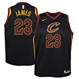 Nike NBA Cleveland Cavaliers Lebron James 23 LBJ 2017 2018 Statement Edition Jersey Official,...