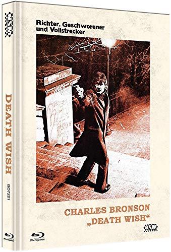 Death Wish 1 [Blu-Ray] - uncut - auf 333 limitiertes Mediabook