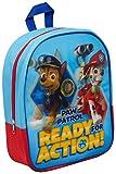 Kids Backpack Rucksack Cabin Bag for Children / Toddler - Junior Backpacks for School / Nursery / Travel (Bratz, Turtles, Frozen, Avengers, Iron Man, Captain America) (Paw Patrol 3D)