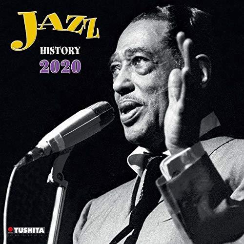 Jazz History 2020: Kalender 2020 (Media Illustration) par  (Calendrier - May 15, 2019)