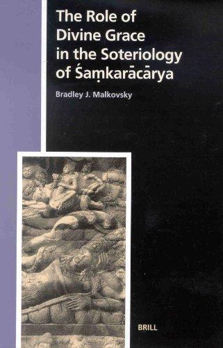 The Role of Divine Grace in the Soteriology of Śaṃkarācārya (Numen Book Series) por Malkovsky