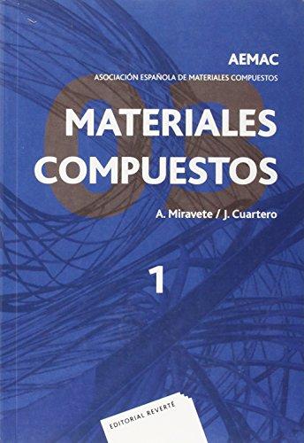 Materiales compuestos AEMAC 2003. Vol. 1 (impr. digital) por Antonio Miravete