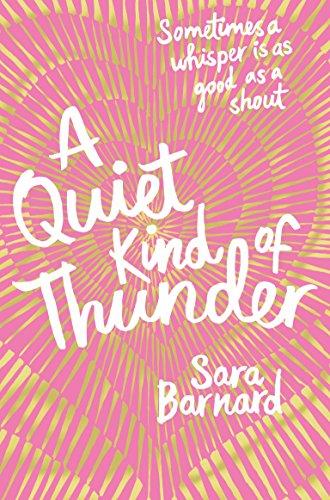 A quiet kind of thunder por Sara Barnard