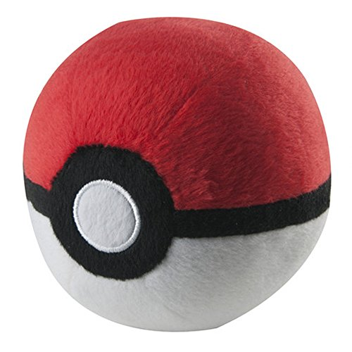 Pokémon Poké Ball, di Peluche, Colore: Bianco