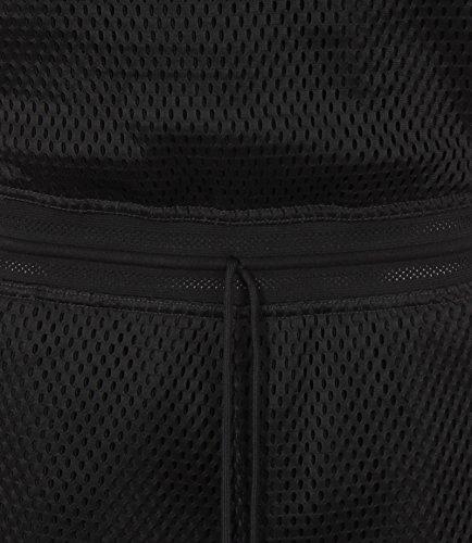 NikeCourt Femme Romper, Noir, Taille Black