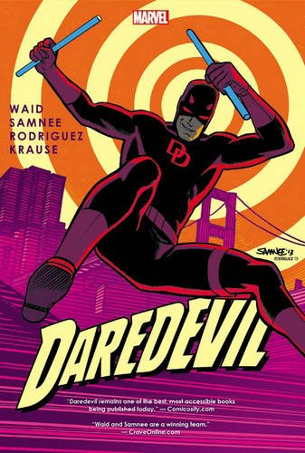 Stärkste Marvel Superheld - Daredevil by Mark Waid & Chris
