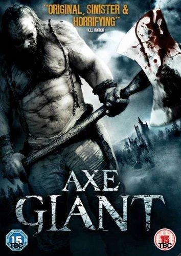 Axe Giant [DVD] by Joe Estevez