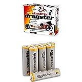 Interplay UK Ltd Technokit Dragster with AmazonBasics Batteries