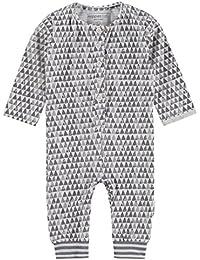 Noppies U Playsuit Jrsy Kandel, Pelele Unisex bebé