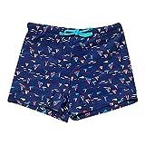 Logobeing Traje de Baño a Rayas Pantalones Cortos para Niños Pantalones de Traje Bañador para Niño
