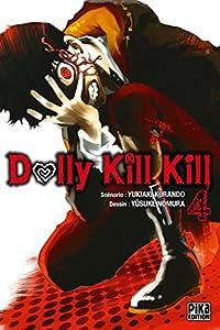 Dolly Kill Kill Edition simple Tome 4