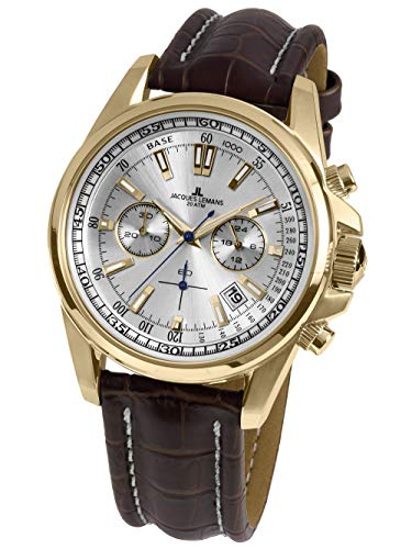 Jacques Lemans 1-1117.1KN Liverpool Chronograph 44mm 20ATM