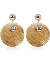 341af77aa50a Multi-Earring pendientes tous Europa y América creatividad acrílico moda  redondos
