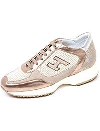 Hogan C9132 Sneaker Donna Interactive Veste Grande Rame/Beige Shoe Woman