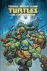 Les tortues ninja, tome 7 : L'attaque sur le technodrome par Waltz