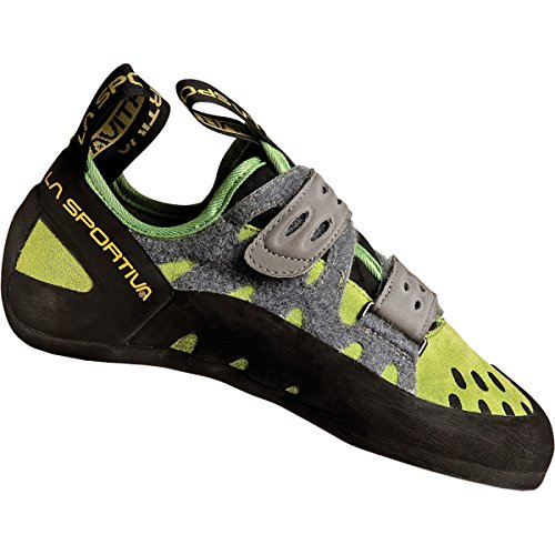 La Sportiva, Scarpe da arrampicata uomo Kiwi / Grey
