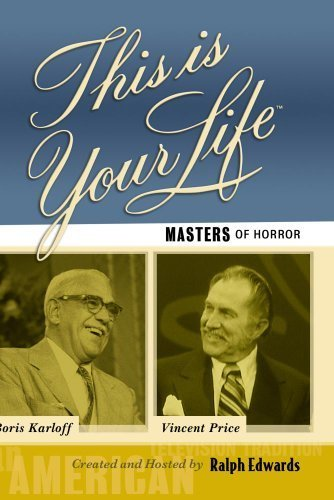 Masters of Horror - Boris Karloff and Vincent Price