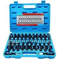 185 x 153 x 52 mm ∙ Anzahl Werkzeuge Hazet System-Kabel-Entriegeler-Sortiment 4670-9//5 ∙ L/änge x Breite x H/öhe 5