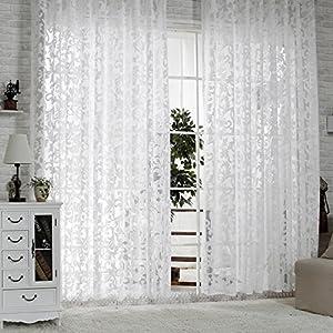 gardinen wohnzimmer wei deine. Black Bedroom Furniture Sets. Home Design Ideas