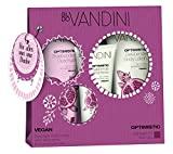 aldoVANDINI Trio Geschenkset OPTIMISTIC Granatapfel & Aloe Vera, für Frauen, vegan, 1er Pack (1 x 1 Set)