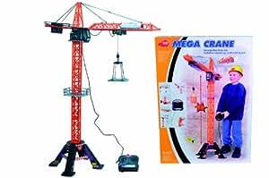 simba smoby 120cm mega crane amazoncouk toys amp games