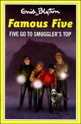 Five go to Smuggler's Top.