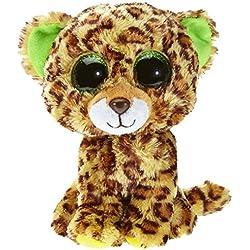 Ty - Peluche leopardo, 15 cm (United Labels 36067TY)