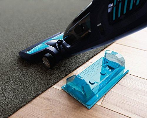 Philips FC6400/01 Scopa Elettrica Cordless con Funzione di Aspirazione e Lavaggio