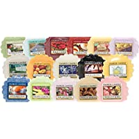 Yankee Candle 5x Mixed Fragrance Wax Tarts