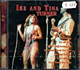 J A V E L I N Recordings (CD Album IKE & TINA TURNER, 16 Tracks) it's gonna work out fine / crazy about you baby / a fool for you / somebody somewhere needs you / i can't stop lovin' you / can't kiss me / it's all over / all i could do was cry u.a.
